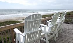 2 W-upper deck tall chairs
