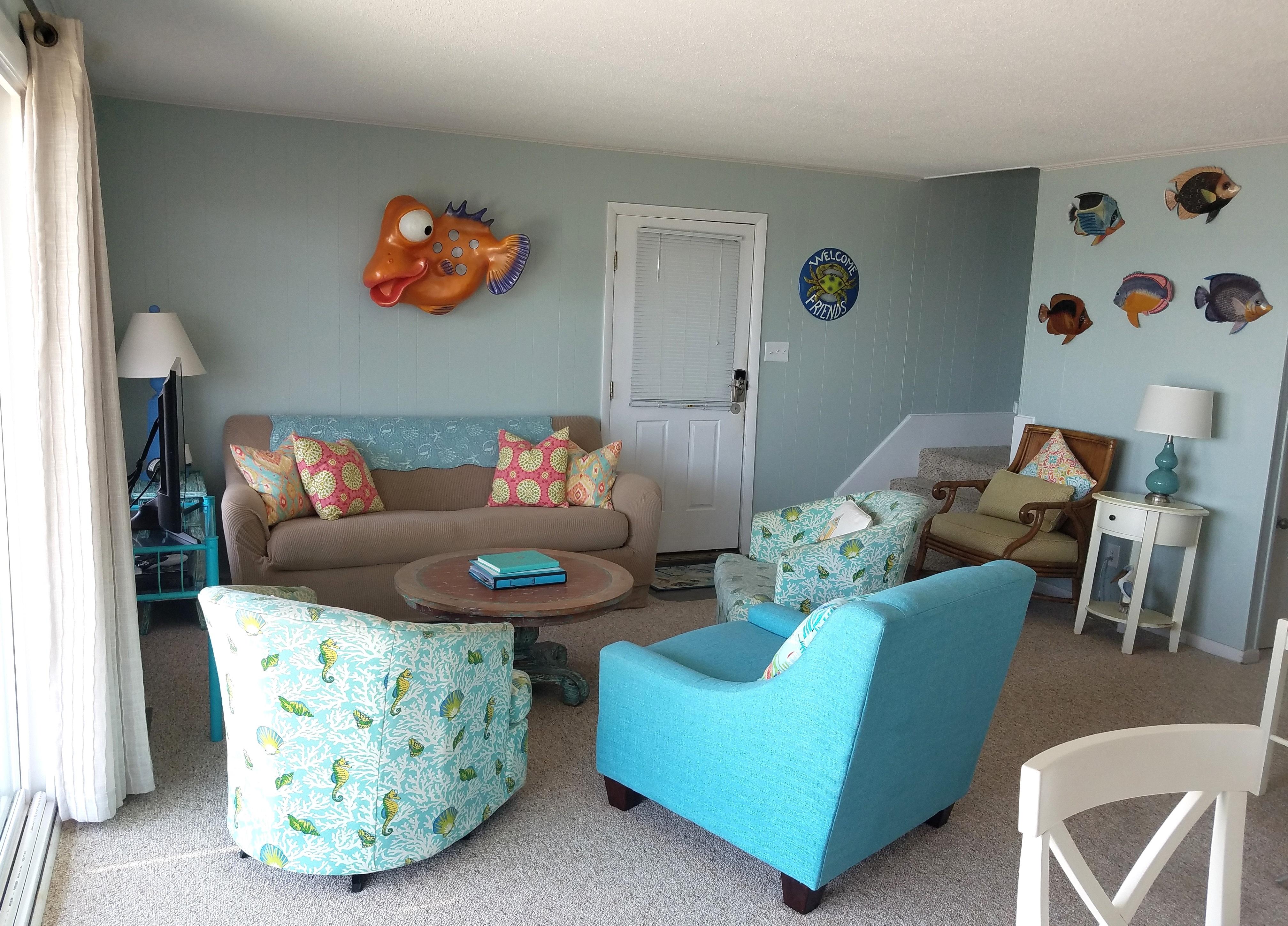 7 E-living area