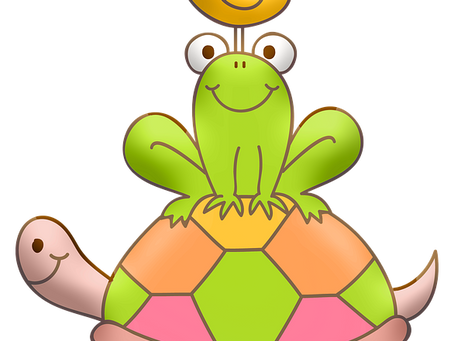 Bajka o żółwiu i żabie - jakie ma dla nas znaczenie?