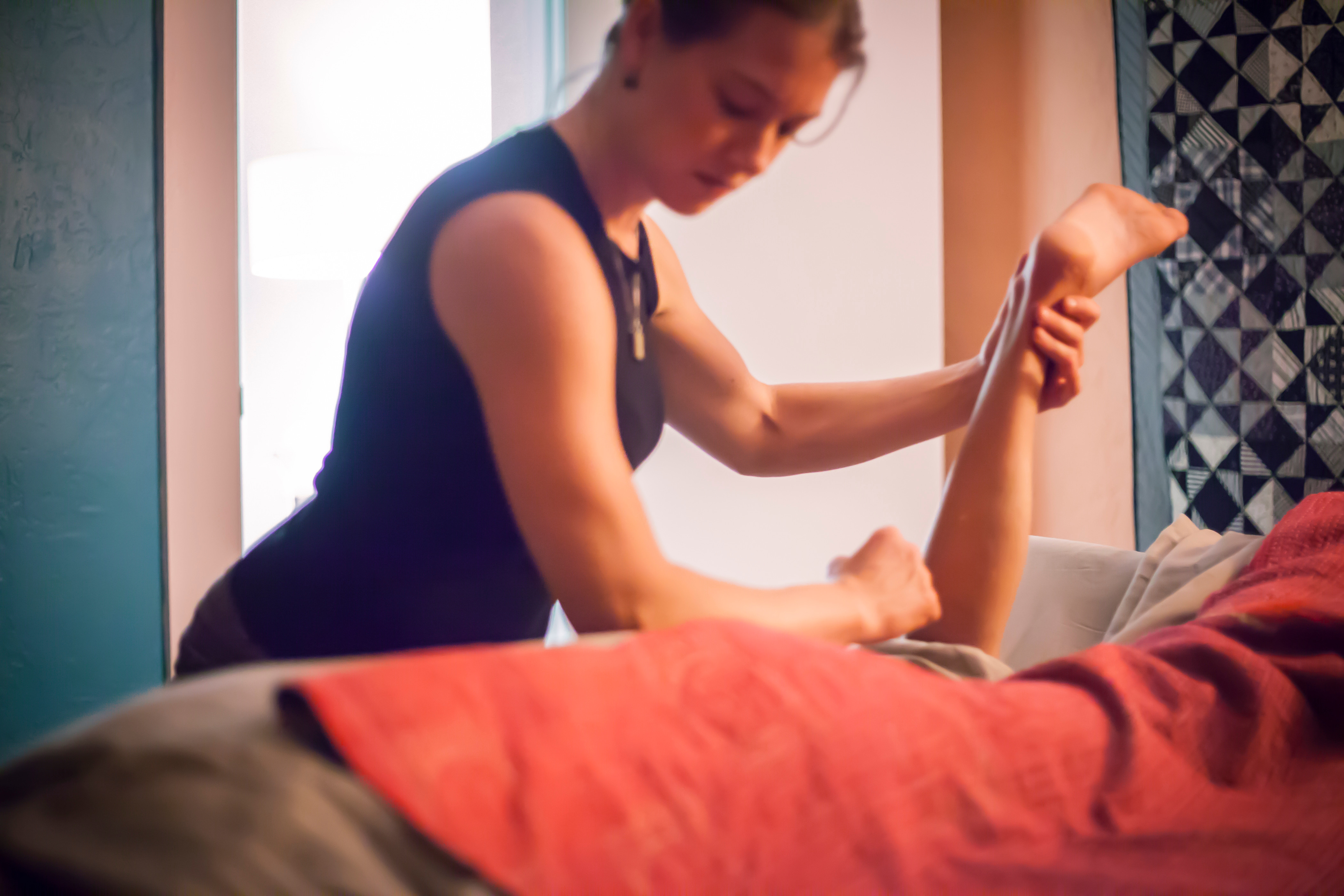 90 Minute Therapeutic Massage