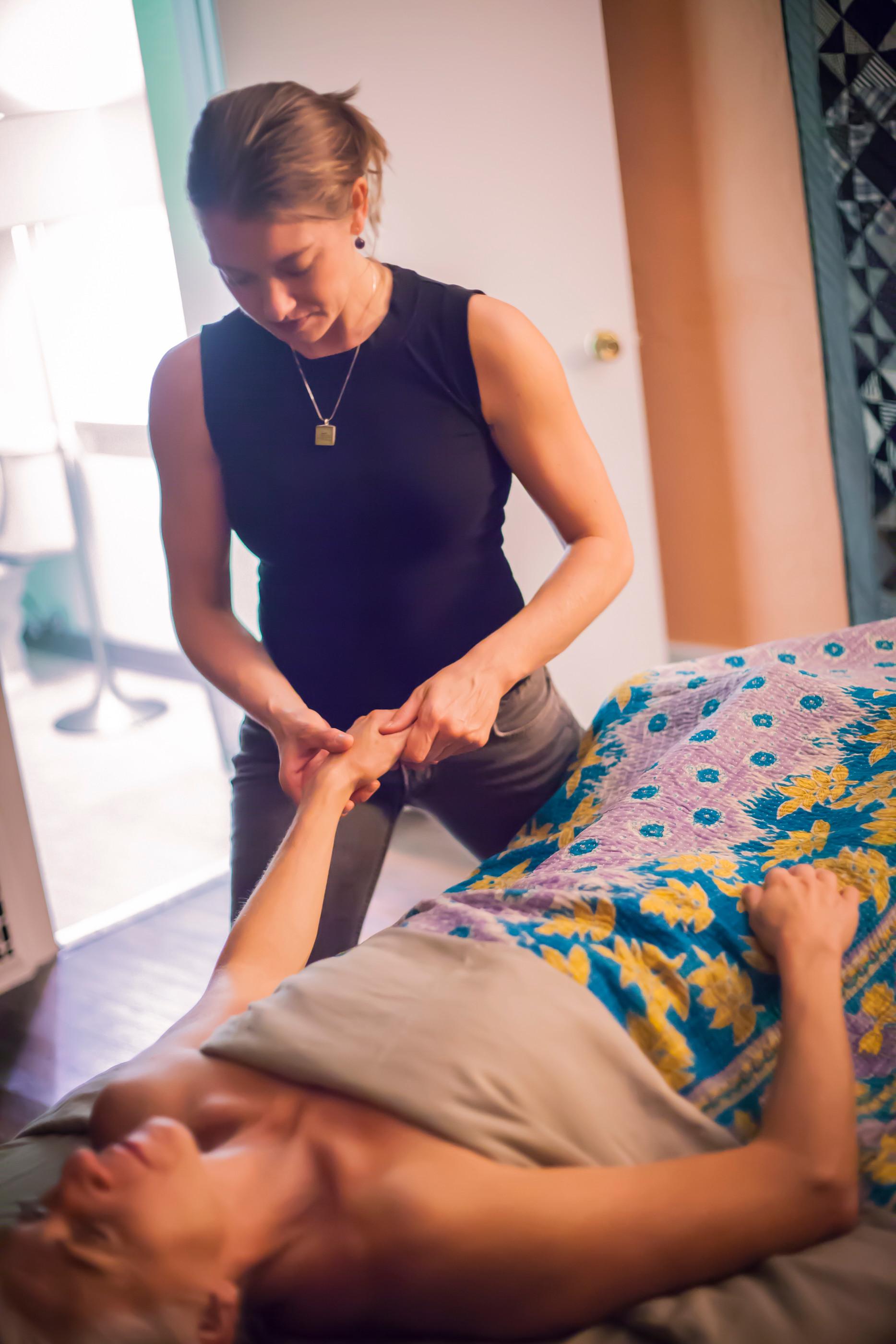 120 Minute Therapeutic Massage