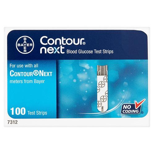 Bayer Contour Next 100 ct