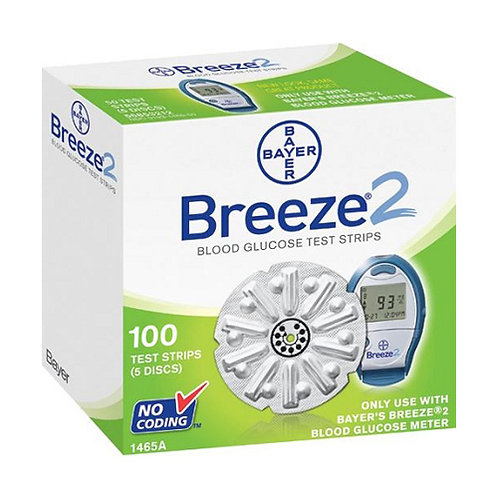 Bayer Breeze 2 – 100ct