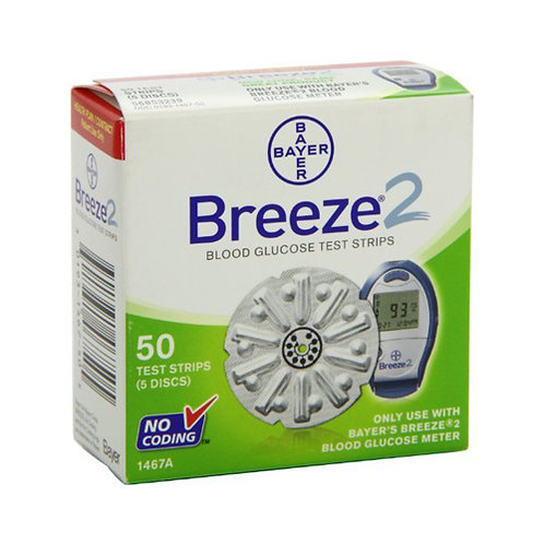 Bayer Breeze 2 – 50ct