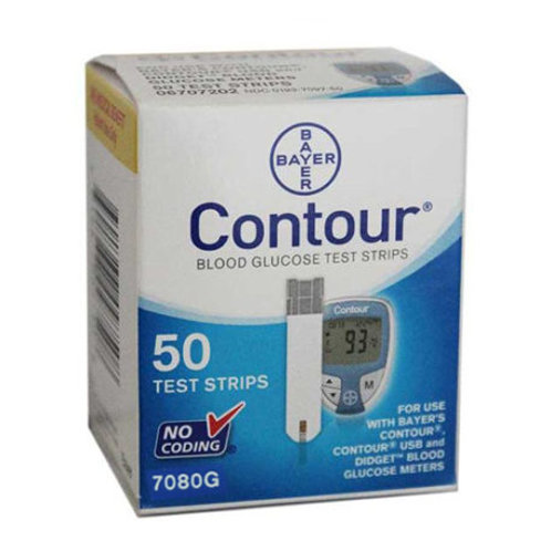 Bayer Contour – 50ct mail order