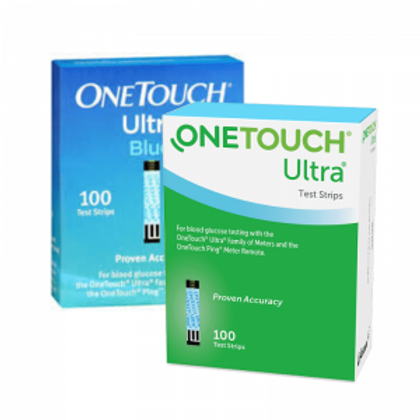 ONE TOUCH ULTRA BLUE BOX - 100 CT