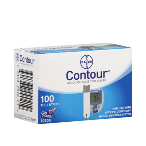 Bayer Contour – 100ct