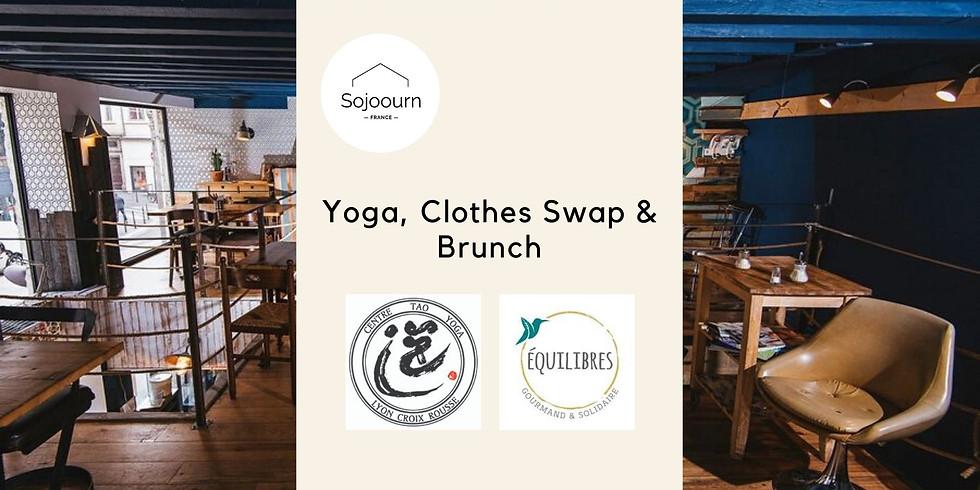 Yoga, Clothes Swap & Brunch
