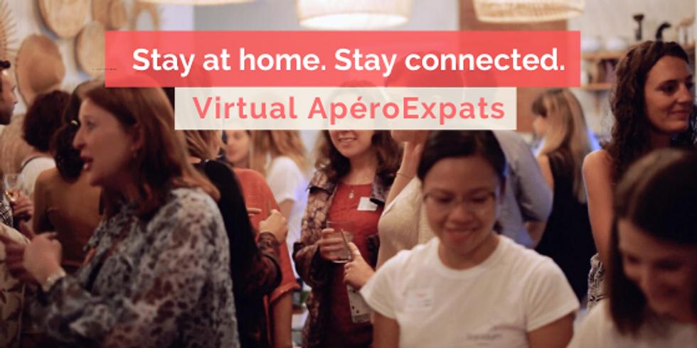 Free virtual ApéroExpats