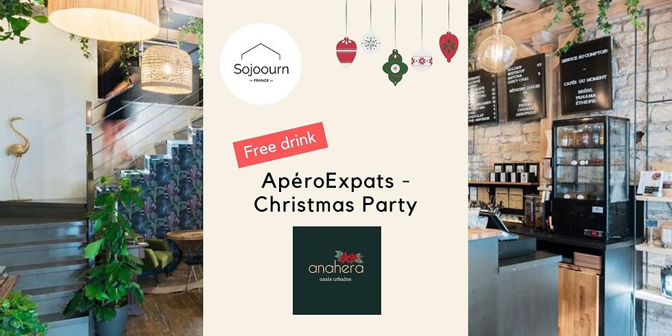 ApéroExpats - Christmas Party