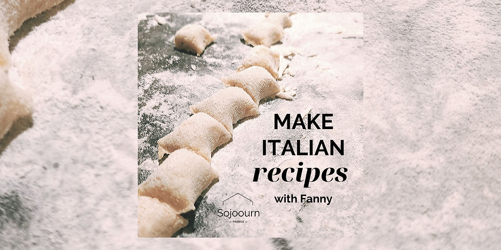 Italian Cooking Class: Gnocchi Party!