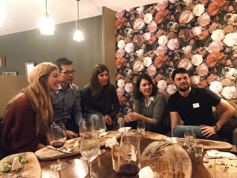 Wine & cheese tasting in Lyon