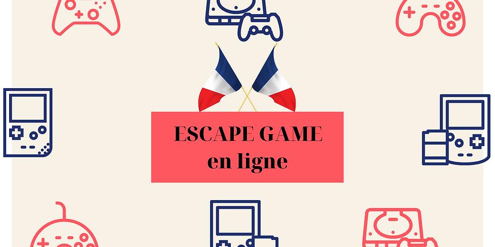 Online Escape Game - FR