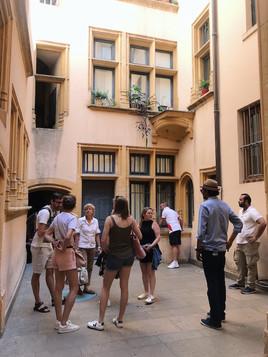 Walking City Tour in Lyon