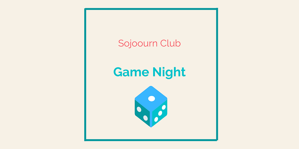 Game night (members only)
