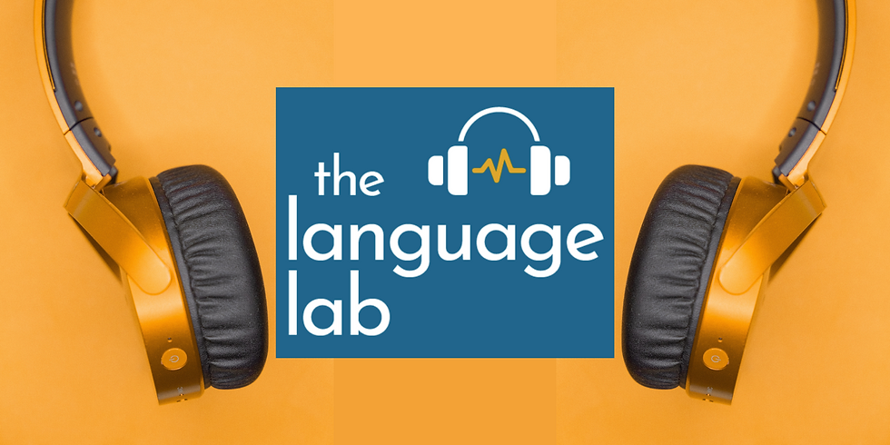 French pronunciation workshop with a language coach
