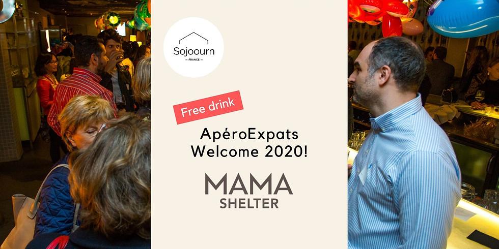 ApéroExpats - Welcome 2020