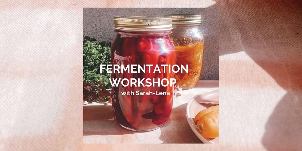 Basic Lacto-Fermentation workshop
