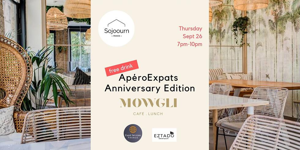 ApéroExpats Anniversary Edition