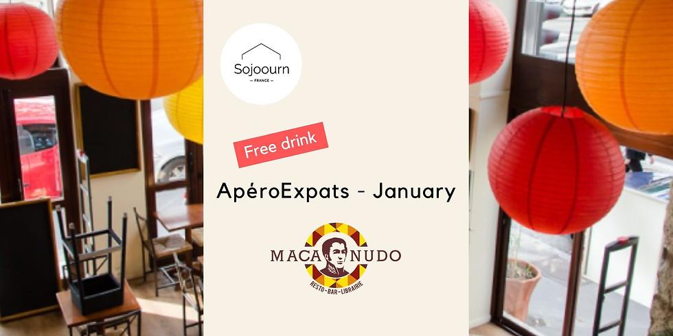ApéroExpats - January