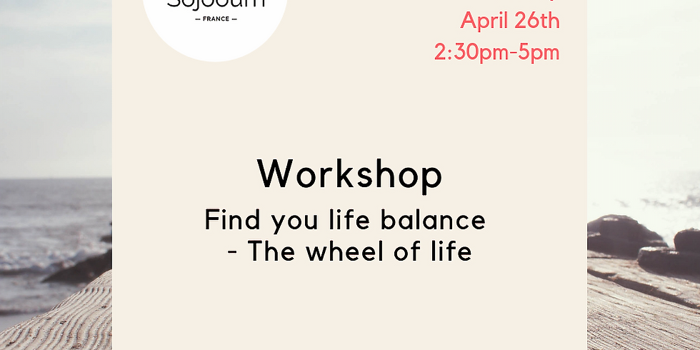 Find your life balance - The wheel of Life