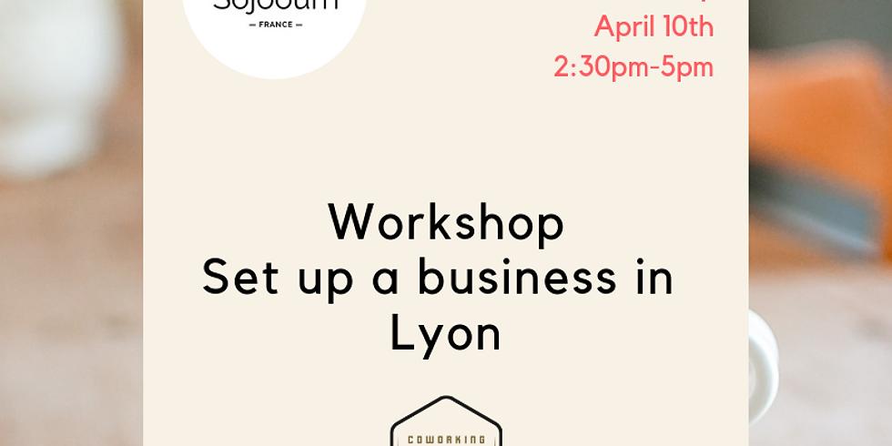 Workshop: Set up a business in Lyon