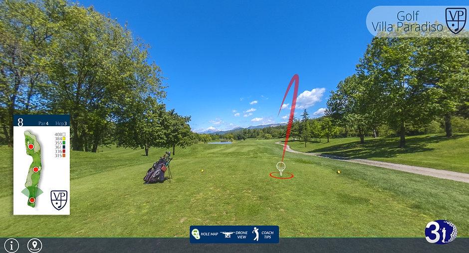iGuide Uruguay 3D | Matterport | Cursos de Golf | Uruguay