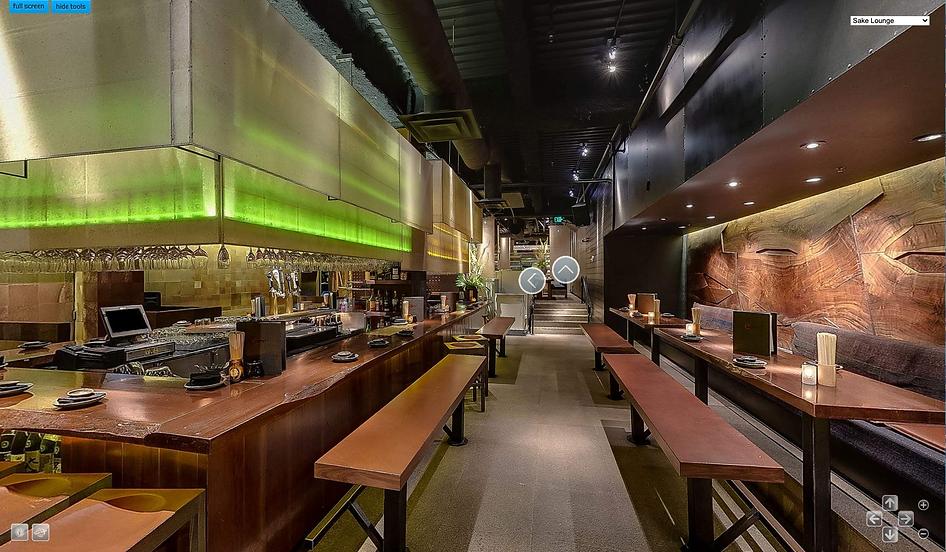 iGuide Uruguay 3D | Virtual Tour | Restaurantes Bares | Uruguay