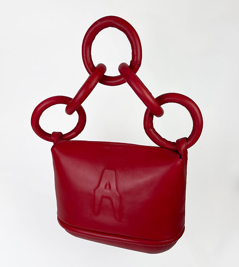 BRIGANTINE leather bag