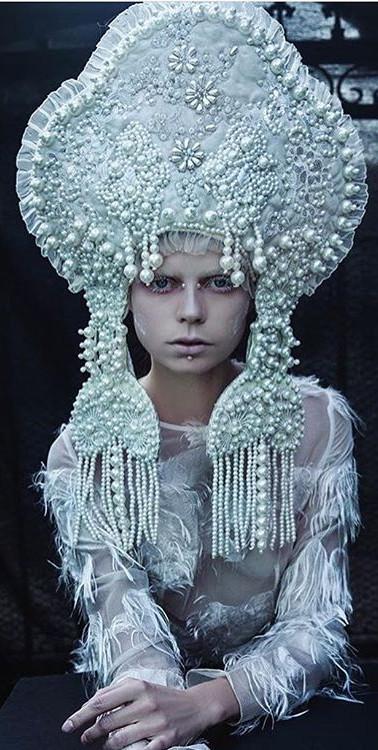 Virtuogenix magazine feathered silk jacquard dress