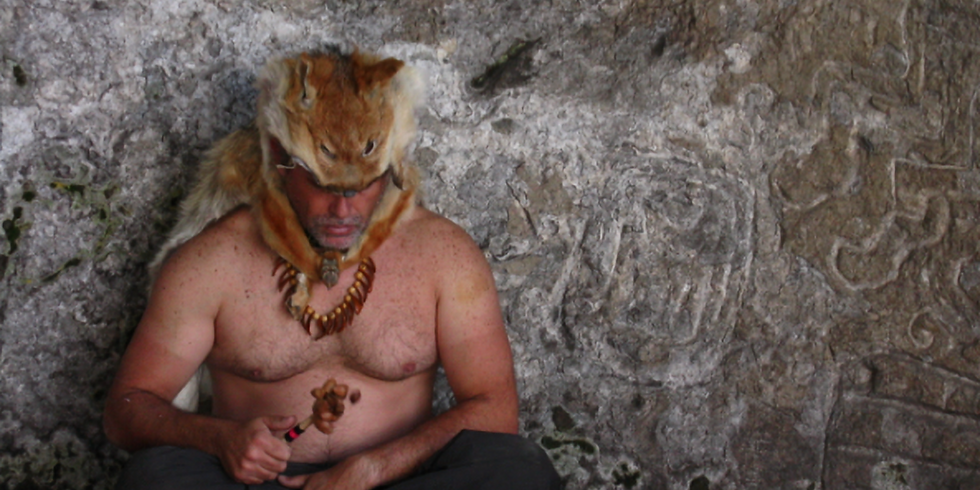 Ways of the Warrior Shaman: Discussion & Drum Meditation with Peruvian Healer