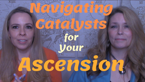 Navigating Catalysts for your Ascension