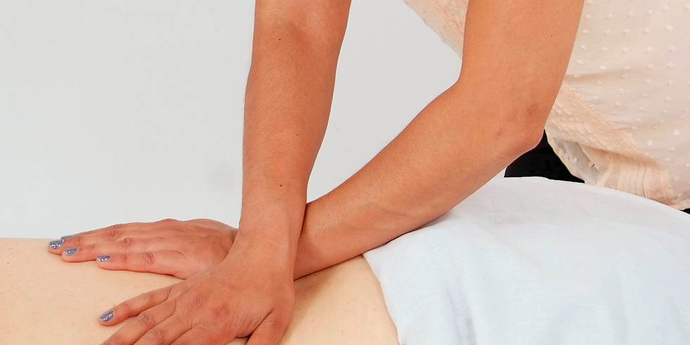 Myofascial Release Workshop with a Physical Therapist