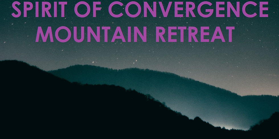 Spirit of Convergence Mountain Retreat with Jenn and Katie