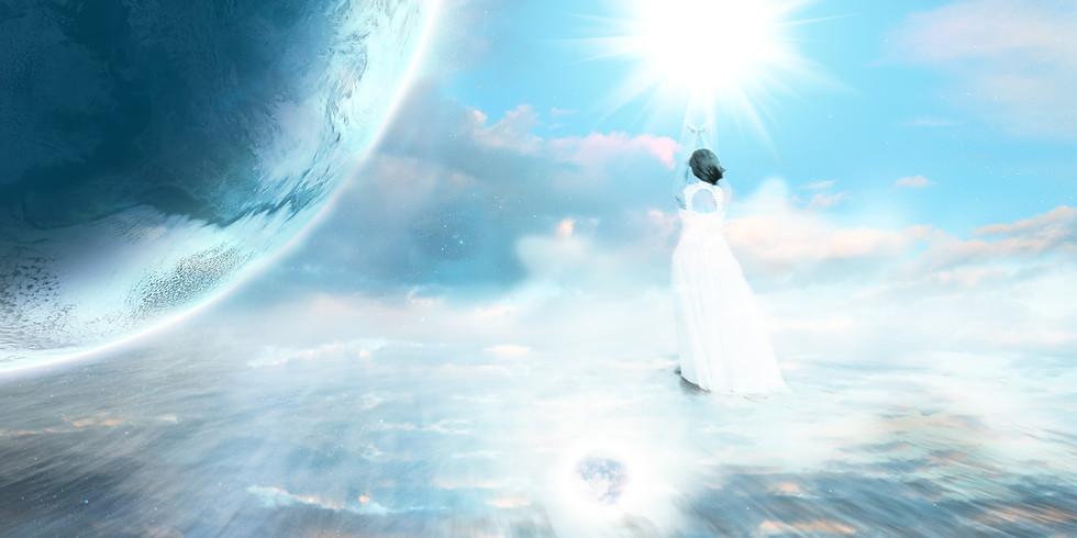 Monthly Online Ascension Healing Meditation & Activation