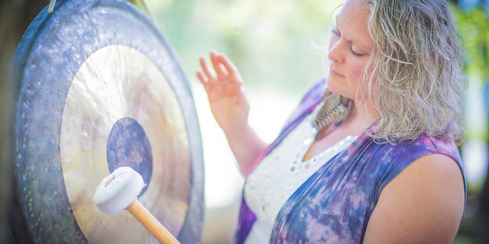 Gong Medicine Journeys with Angela Blueskies