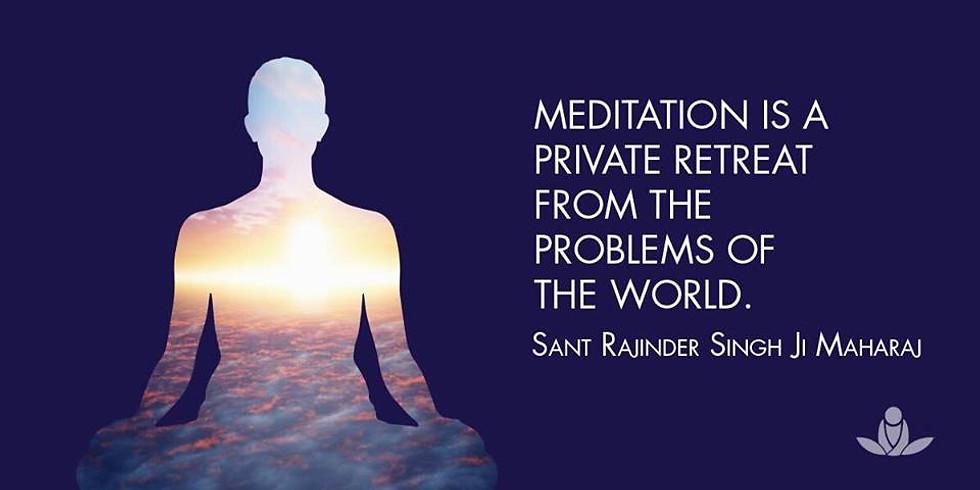 Meditation Mini-Marathon -FREE EVENT