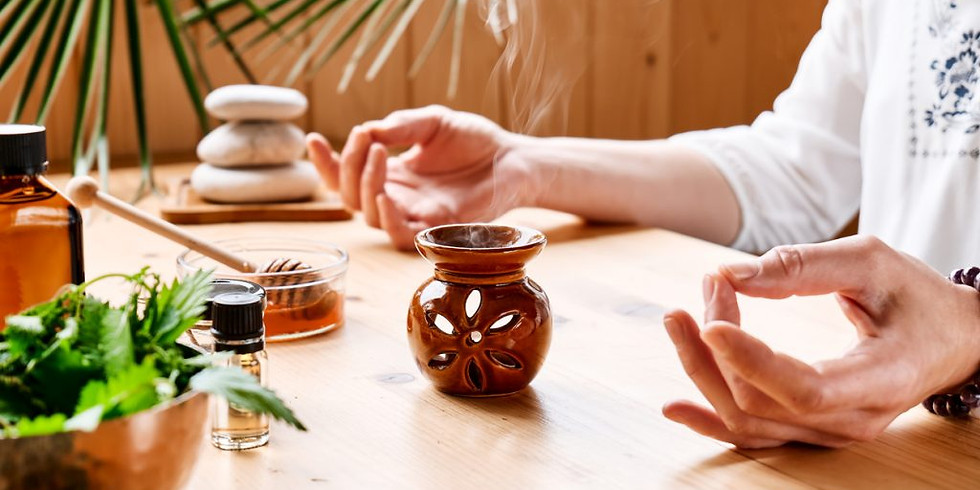 Minding the Senses: Practicing Mindfulness Meditation with Essential Oils