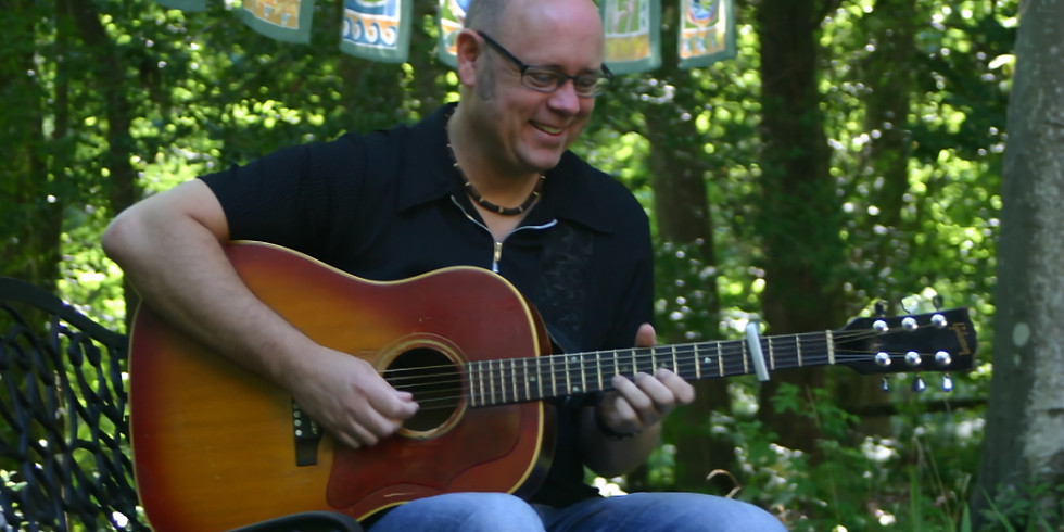 Monthly Music Meditation with Bob Sima & Shannon Plummer