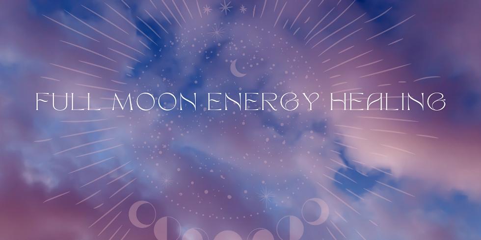 Full Moon Energy Healing Meditation with Katie Morton