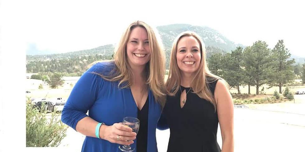 Online Intuitive & Spiritual Development Group with Jenn & Katie