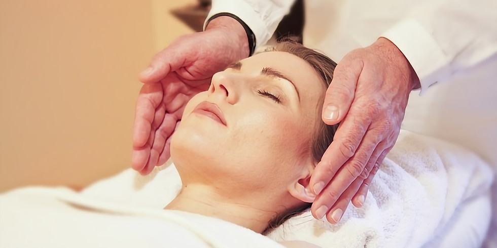 Monthly Reiki Share- Last Tuesday