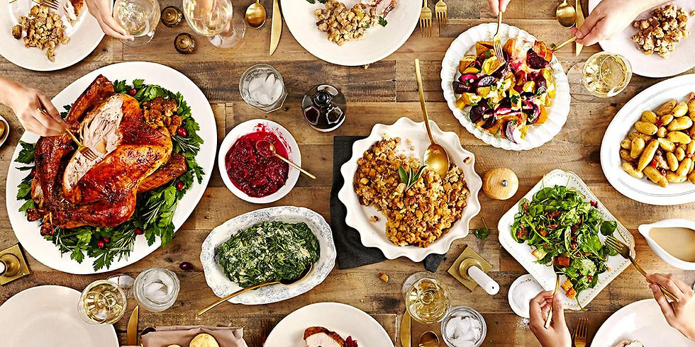 Healthy Eating for the Holidays: Workshop & Group Energy Healing