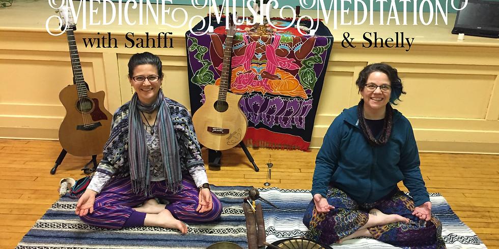 Medicine Music Meditation