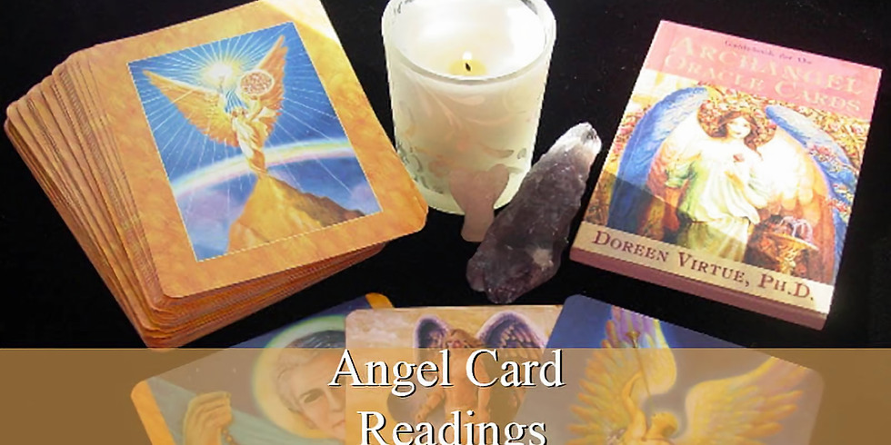 Angel Messages Group Reading with Dr. Laura Herman, D.Ac., L.Ac.