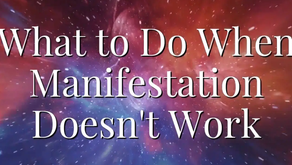 6 Reasons Manifestation Isn't Working and How to Fix it