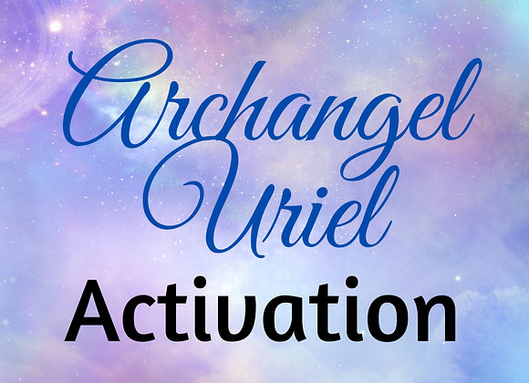 Archangel Uriel Activation