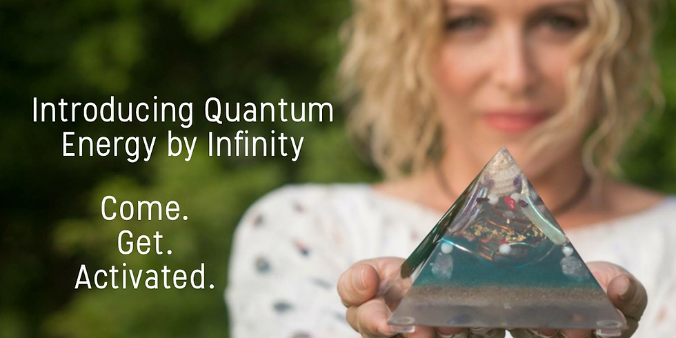 Activate the Superhero that's Waiting Inside of You with Quantum Energy