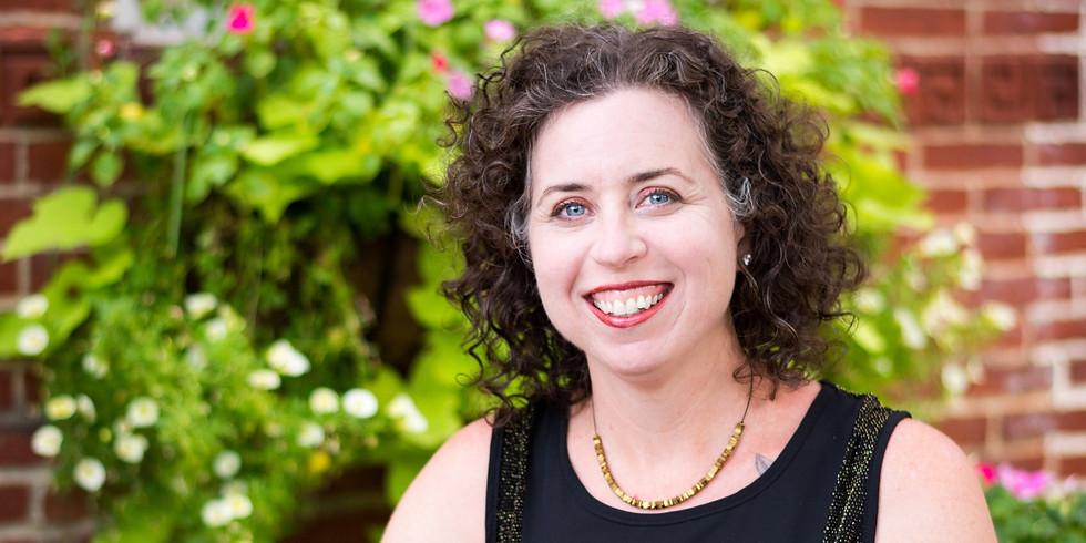 Tension Release Exercises with Lisa Karasek
