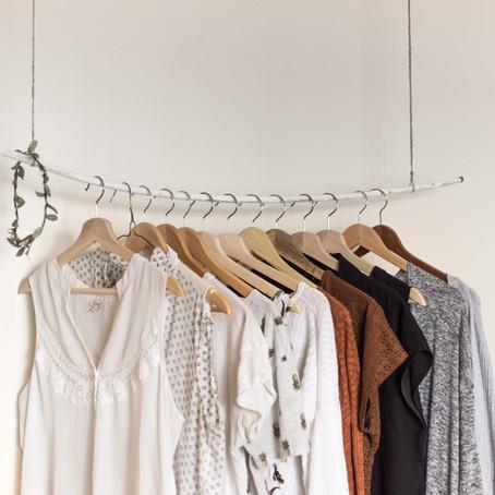 Capsule Wardrobe oder mein minimalistischer Kleiderschrank